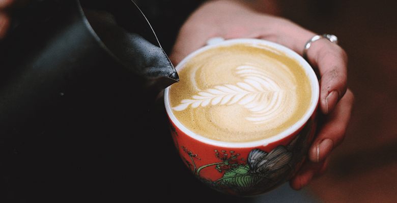 Príprava kávy