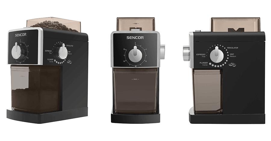 Sencor SCG 5050BK mlynček na kávu