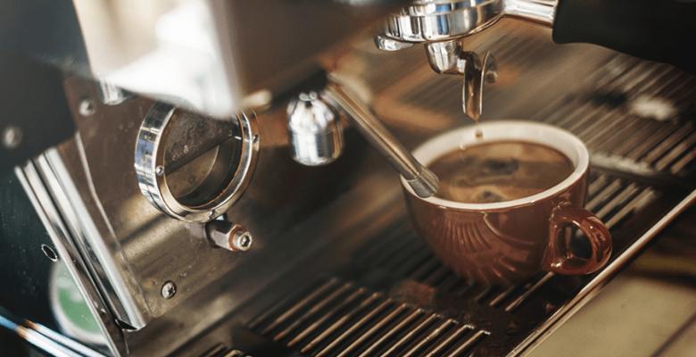 Test kávovarov