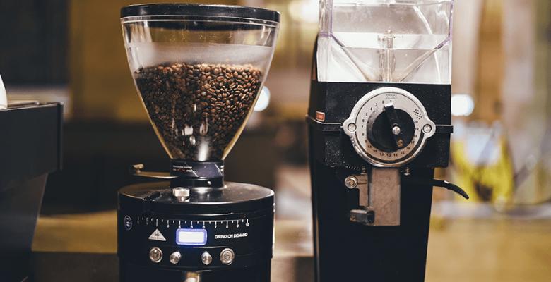Test mlynčekov na kávu